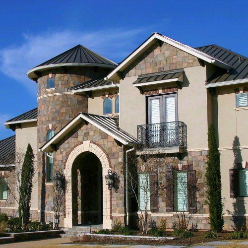 new haven castlestone on home